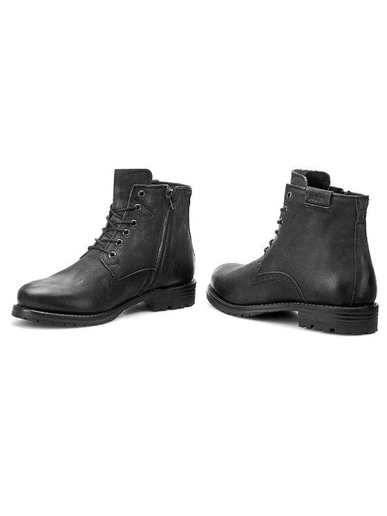 Guess Guess Обувки VP1 FM4VP1 LEA10 Черен