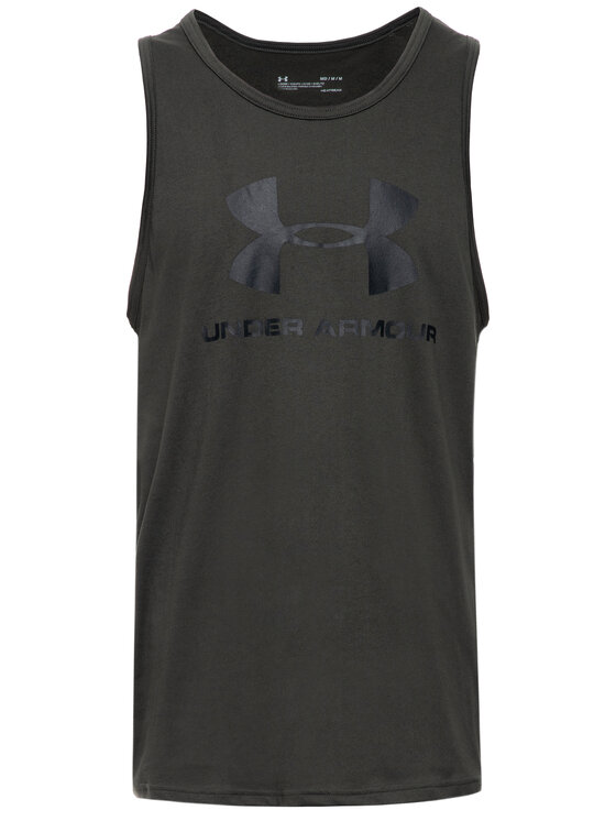 Under Armour Under Armour Tank top UA Sportstyle Logo 1329589 Μαύρο Loose Fit