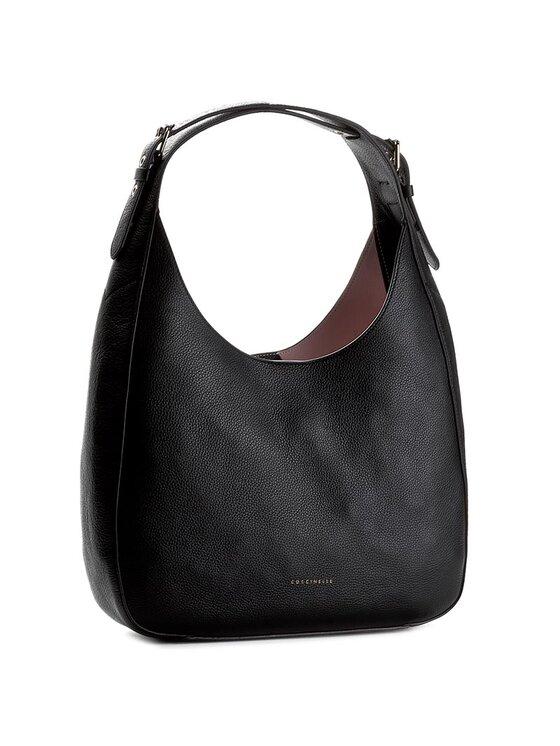 Coccinelle Coccinelle Дамска чанта C1 YF0 13 02 01 Черен