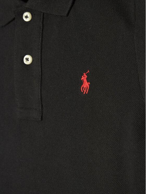 Polo Ralph Lauren Polo Ralph Lauren Polo Core Replen 322603252001 Μαύρο Regular Fit
