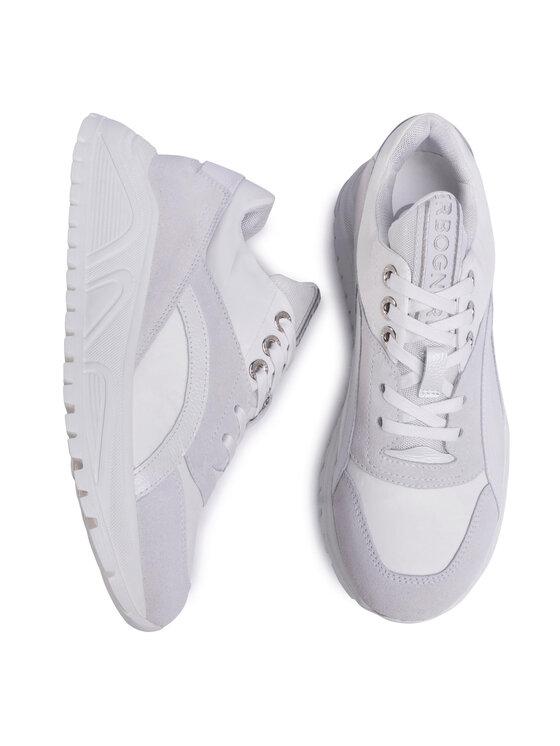 Bogner Bogner Sneakersy New Malaga 4 A 201-2952 Biały