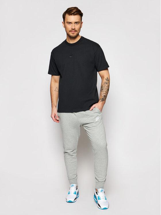 Nike Nike T-Shirt Sportswear DB3193 Czarny Loose Fit