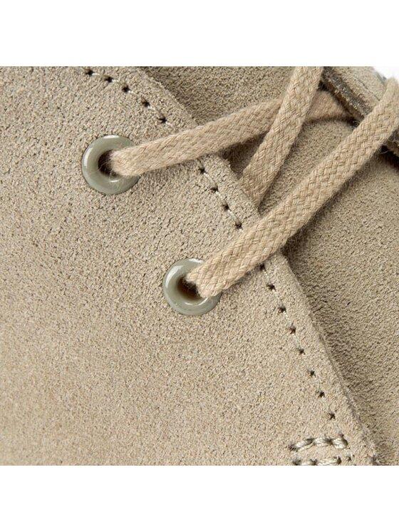 Clarks Clarks Auliniai batai Desert Boot 261069414 Smėlio