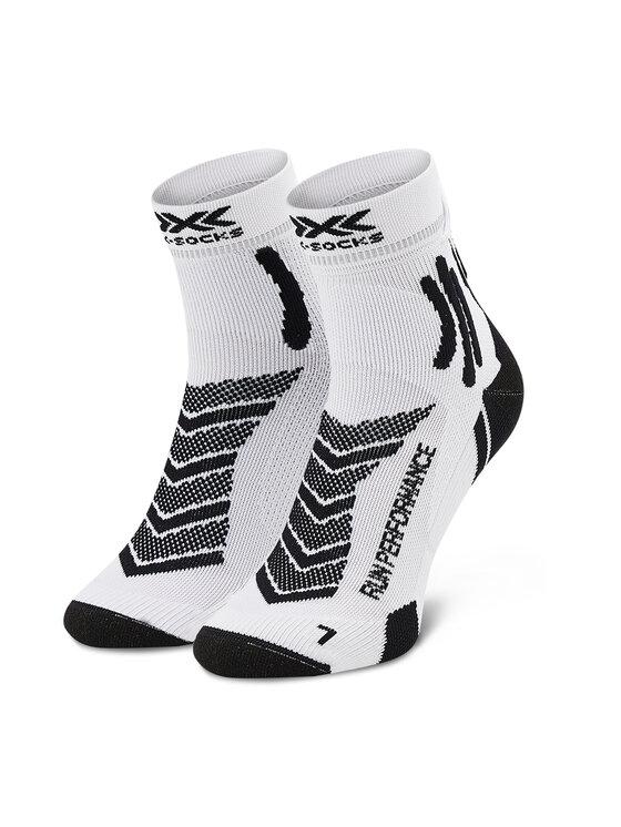 X-Socks Ilgos Vyriškos Kojinės Run Performance XSRS15S19U Balta