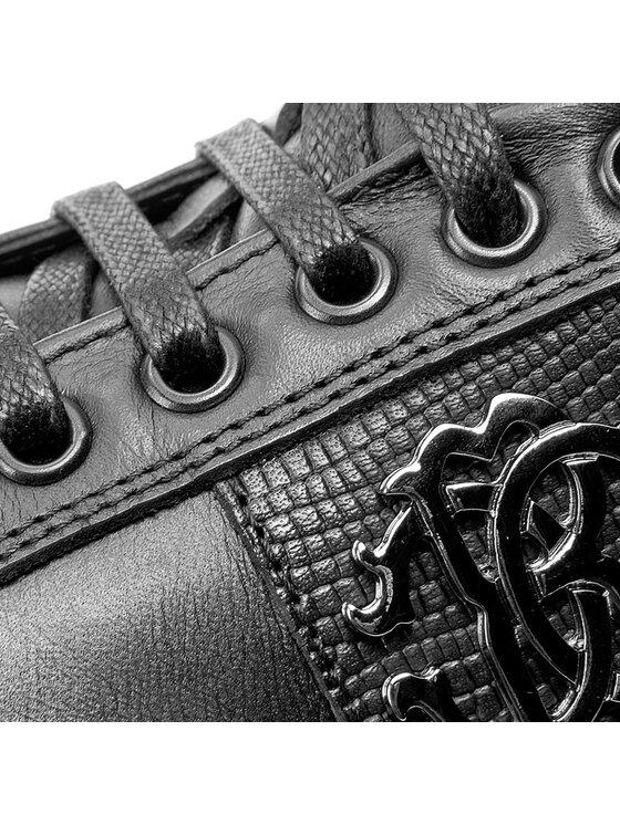 Roberto Cavalli Roberto Cavalli Sneakersy 3060 B Czarny
