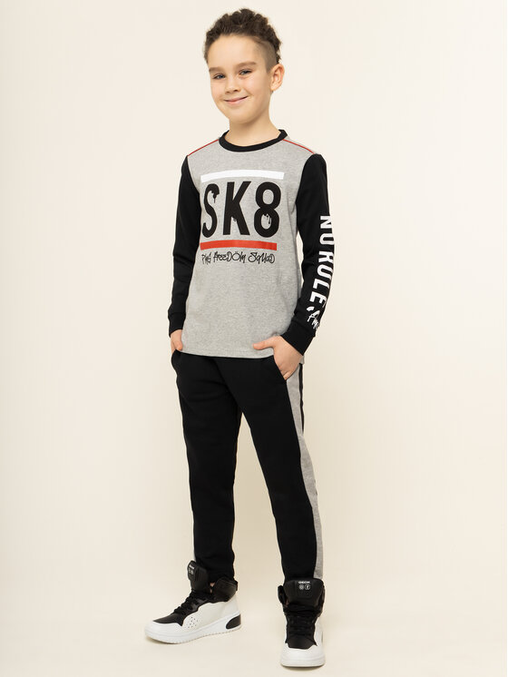 Primigi Primigi Jogginganzug Back to Skate 44193011 Bunt Regular Fit