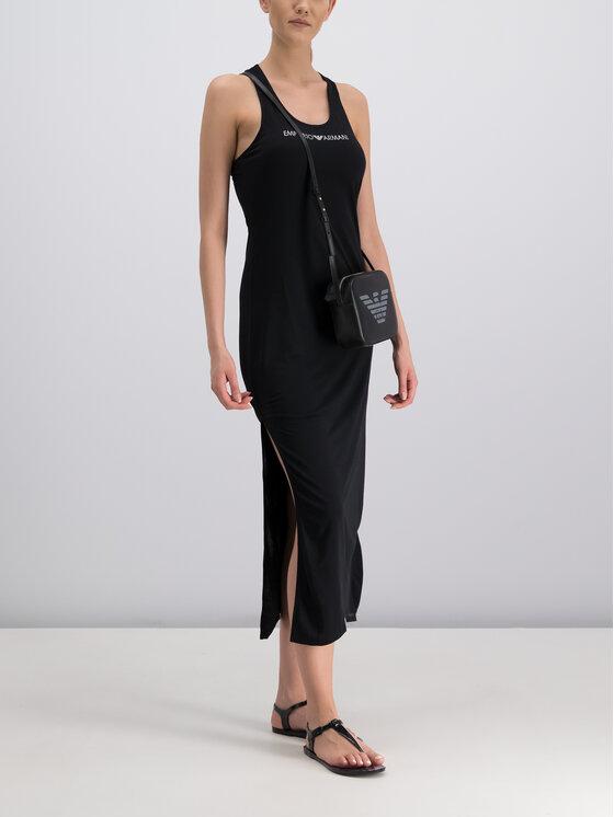 Emporio Armani Underwear Emporio Armani Underwear Ежедневна рокля 164179 9P254 00020 Черен Regular Fit