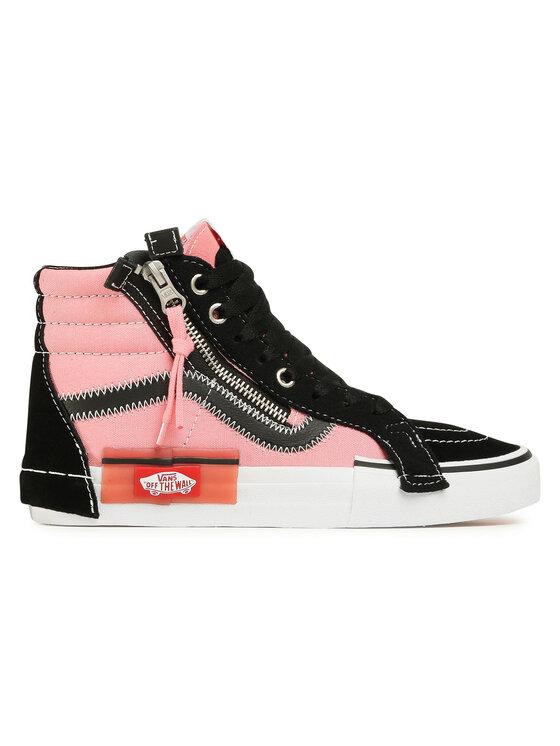 Vans Vans Sneakersy Sk8-Hi Reissue Ca VN0A3WM1BEM1 Różowy