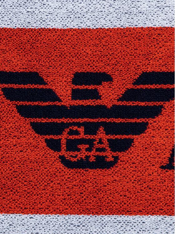 Emporio Armani Emporio Armani Asciugamano 211770 9P449 06935 Blu scuro