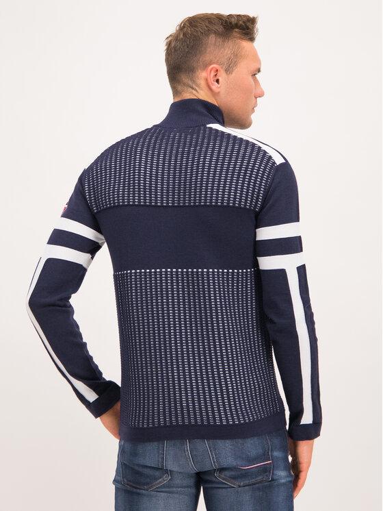 Rossignol Rossignol Пуловер Alberic RLIMO27 Тъмносин Regular Fit