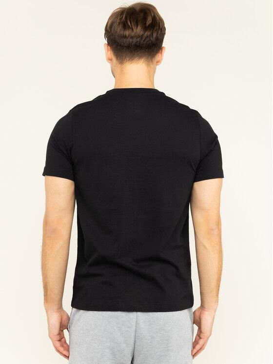 Nike Nike T-Shirt NSW Tee Swoosh AR5027 Μαύρο Standard Fit