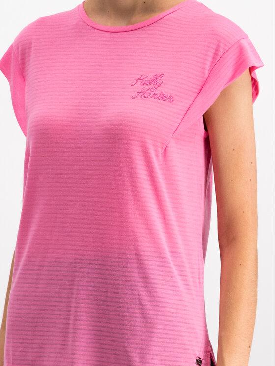 Helly Hansen Helly Hansen T-shirt Siren Spring 34085 Rosa Regular Fit