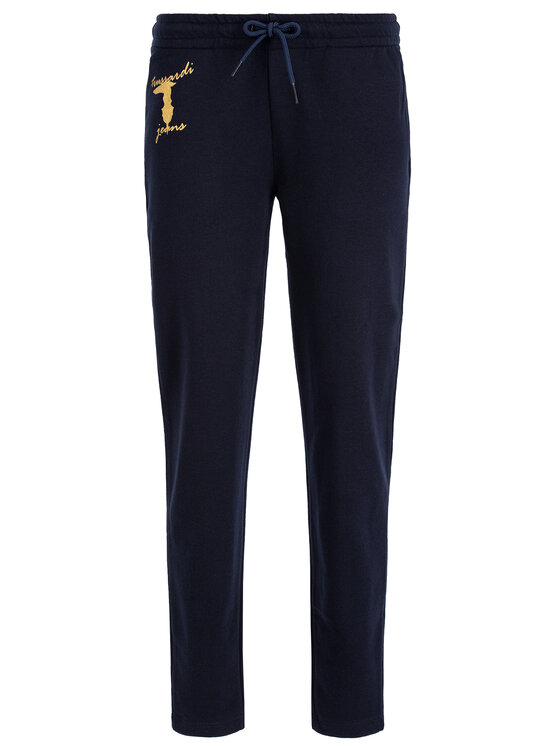 Trussardi Jeans Trussardi Jeans Παντελόνι φόρμας 56P00160 Σκούρο μπλε Regular Fit