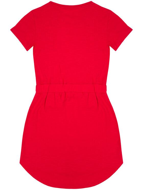 Guess Guess Ежедневна рокля J01K44K8660 Червен Regular Fit
