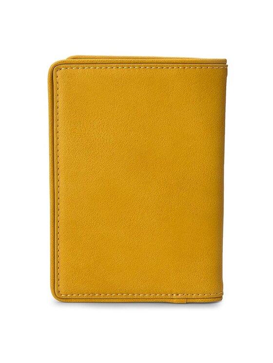 Liu Jo Liu Jo Etui na dokumenty Porta Passaporto Ne N66076 E0003 Żółty
