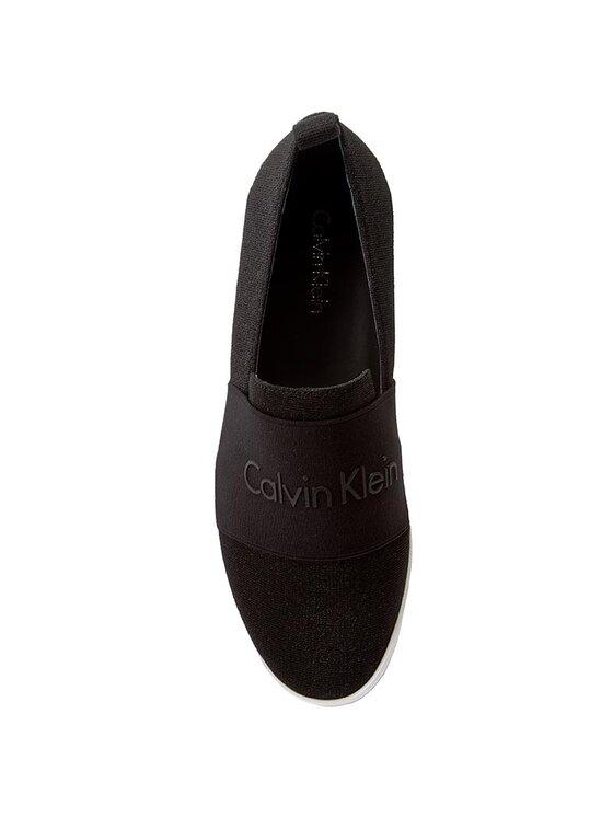 Calvin Klein Calvin Klein Sportbačiai Jacinta E5873 Juoda