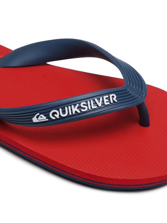Quiksilver Quiksilver Japonki AQBL100277 Granatowy