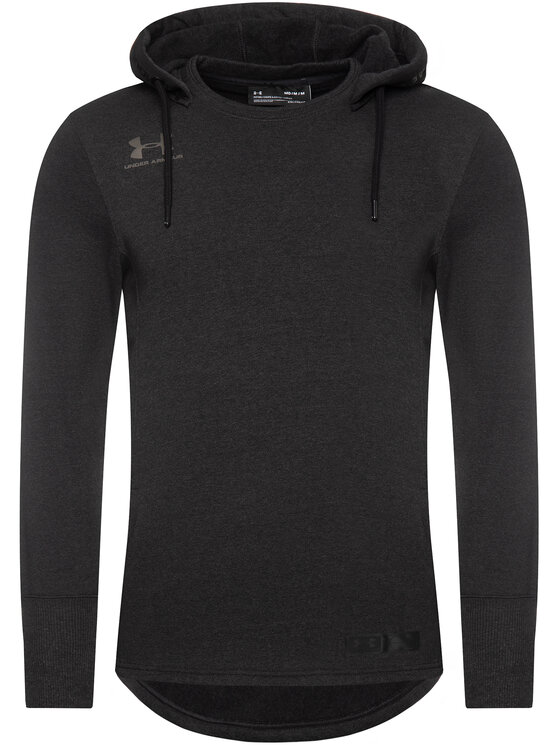 Under Armour Under Armour Суитшърт Ua Accelerate Off-Pitch 1328071 Черен Fitted Fit