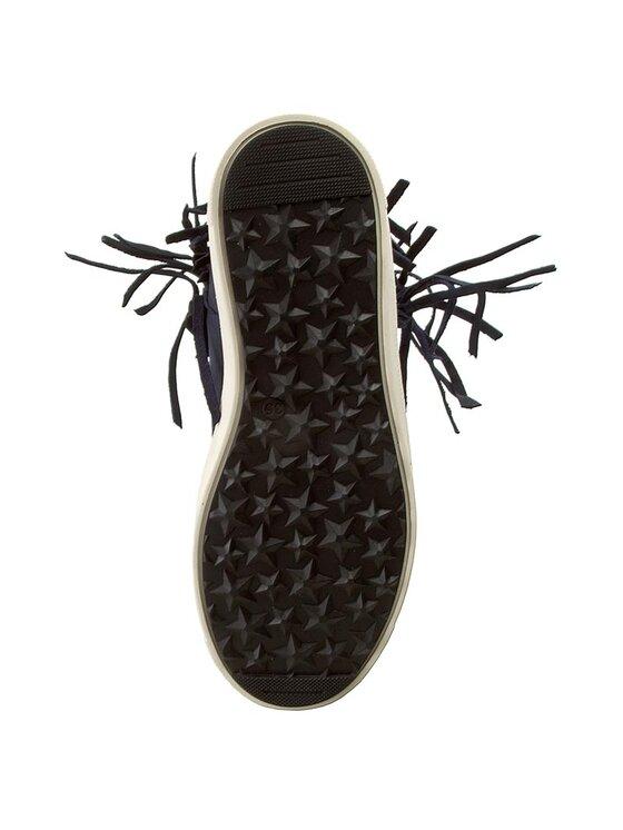 Marella Marella Členková obuv Cactus 67960166 Tmavomodrá