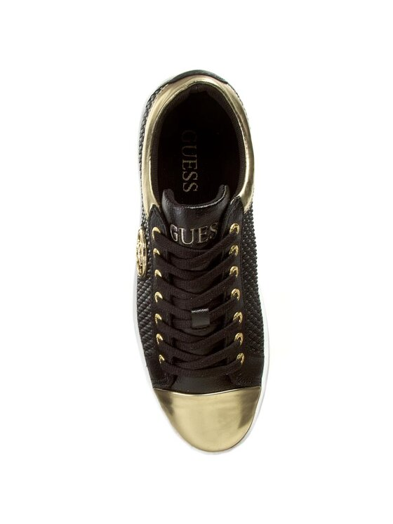 Guess Guess Sneakers Gloriana FLGLR4 PEL12 Noir