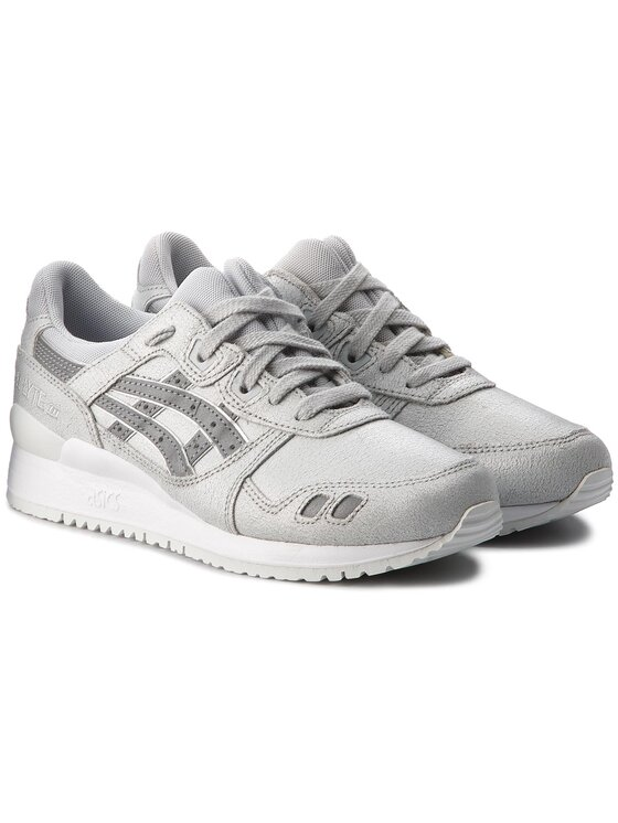 Asics Asics Sneakersy Gel-Lyte III HL7E7 Sivá