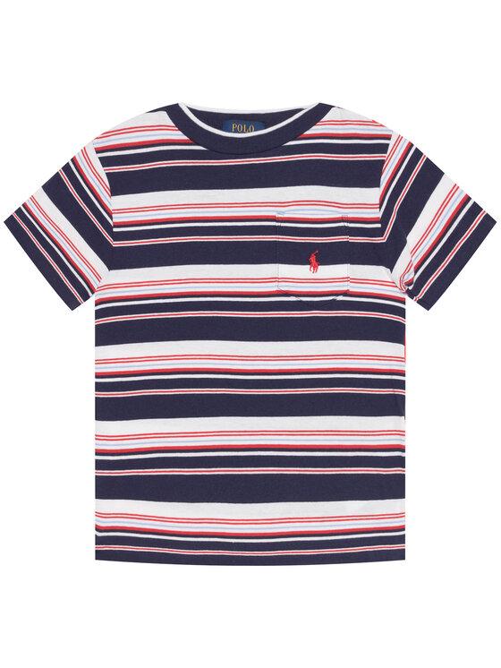 Polo Ralph Lauren Polo Ralph Lauren T-Shirt 323786416002 Barevná Regular Fit
