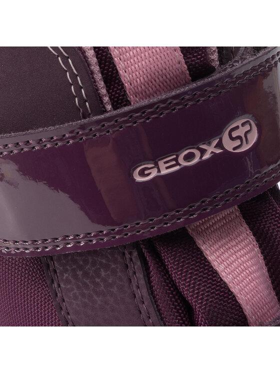 Geox Geox Schneeschuhe J N. Alaska G. B Wpf A J948BA 050FU C8224 D Violett