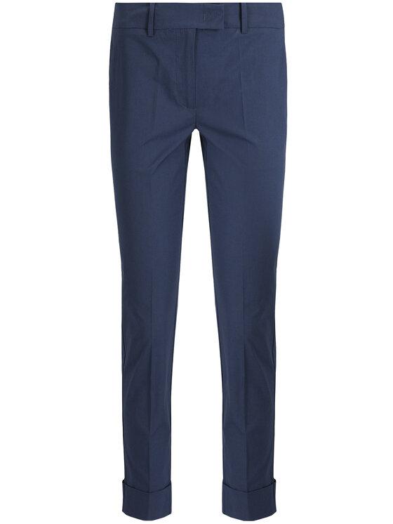 Marella Marella Chino kalhoty 31310595 Tmavomodrá Regular Fit