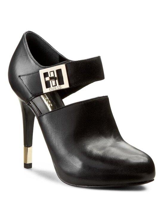 Guess Guess Обувки на ток Omega FL3OMG LEA09 Черен