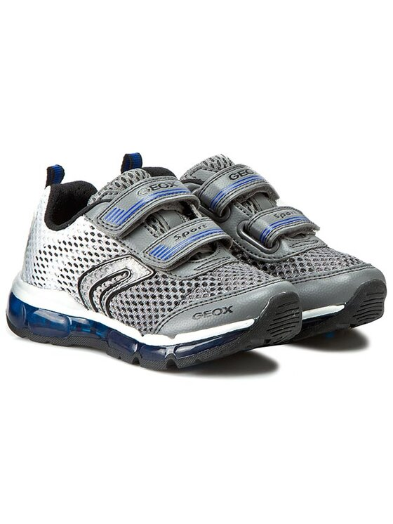 Geox Geox Chaussures basses J Android B. C J6244C 014CE C0579 Gris
