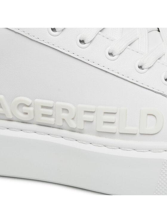 KARL LAGERFELD KARL LAGERFELD Tenisice KL62210 Bijela