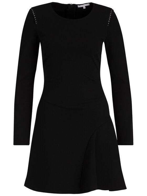 Patrizia Pepe Patrizia Pepe Každodenní šaty 2A1965/A1DX-K103 Černá Fitted