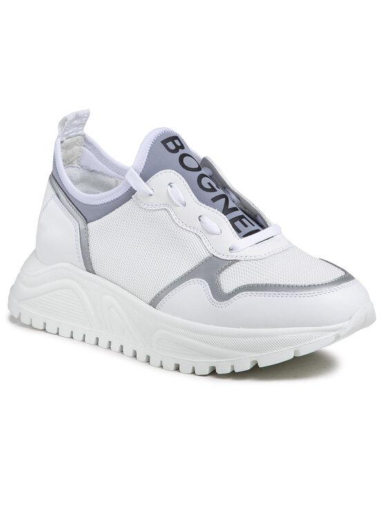 Bogner Laisvalaikio batai New Malaga 6 22120401010 Balta