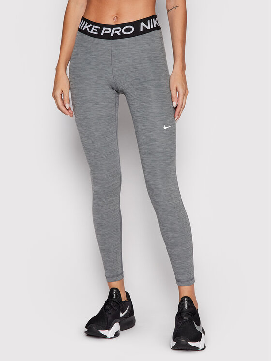 Nike Nike Leggings Pro CZ9779 Siva Slim Fit