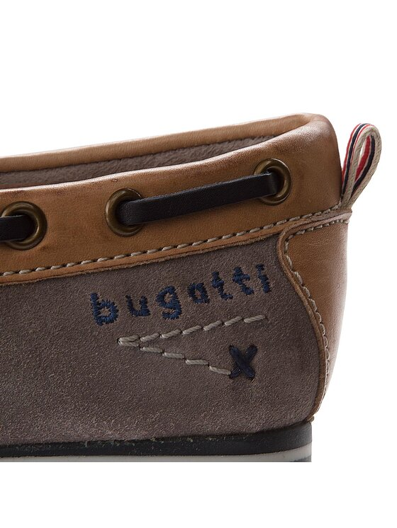 Bugatti Bugatti Мокасини 321-46963-1469-1212 Сив