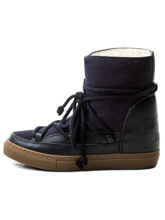 Inuikii Inuikii Scarpe Sneaker Wedge Classic 30100 Blu scuro