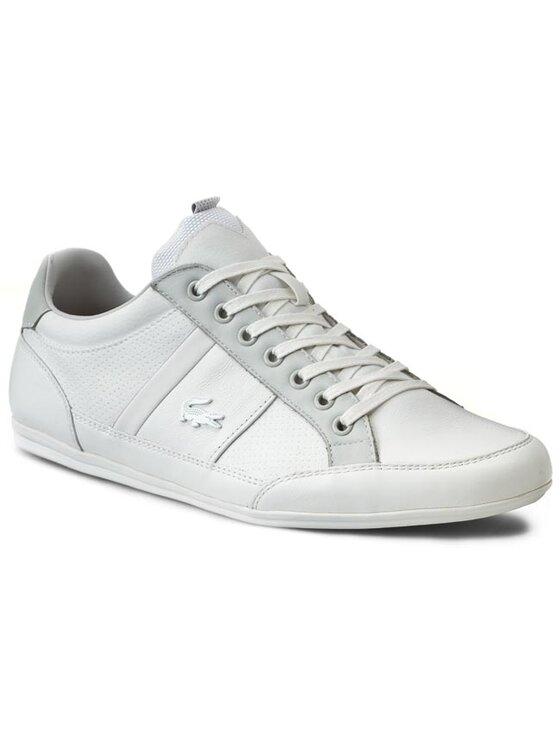 Lacoste Lacoste Sneakersy Chaymon Prm Us Spm 7-30SPM004014X Bílá
