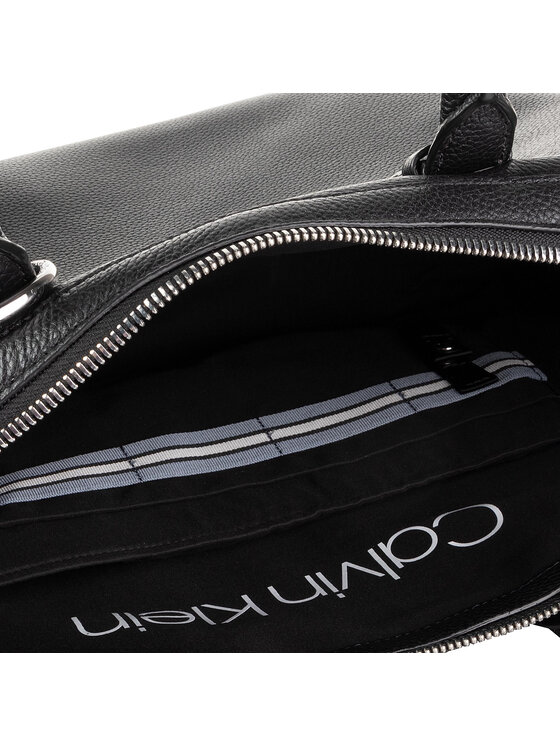 Calvin Klein Calvin Klein Torba na laptopa Dressed Laptop Bag K50K505137 Czarny
