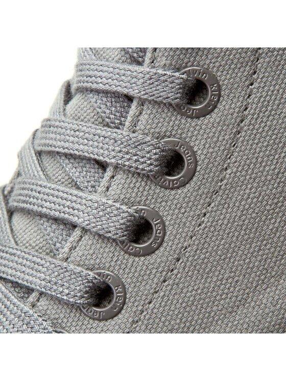 Calvin Klein Jeans Calvin Klein Jeans Πάνινα παπούτσια Ozzy SE8534 Γκρι