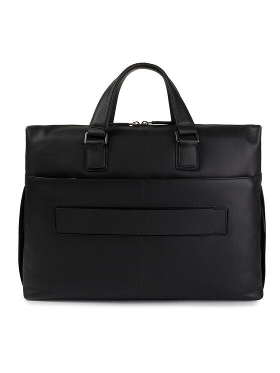 Piquadro Piquadro Laptoptáska CA4027W96 Fekete