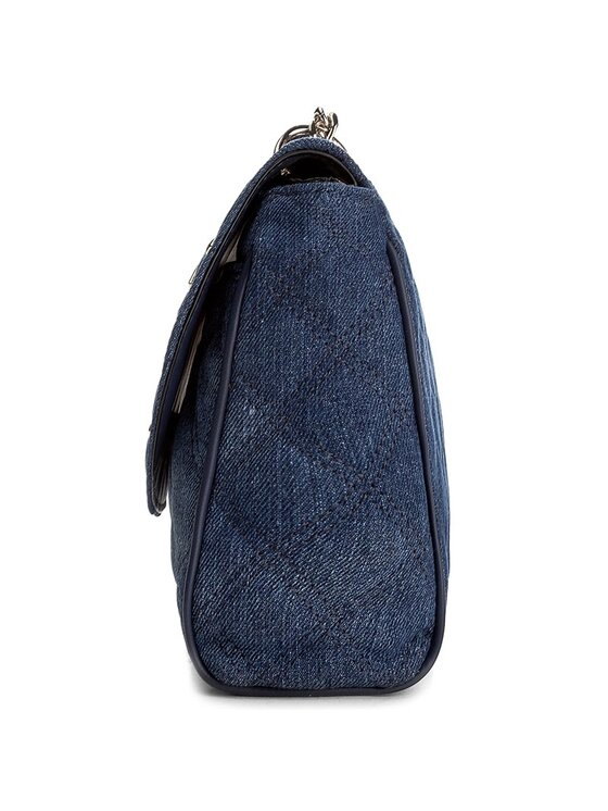 Guess Guess Handtasche Darin HWDJ66 85210 Dunkelblau