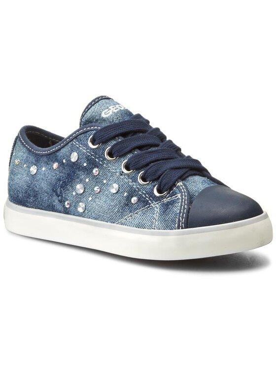 Geox Geox Обувки J Ciak G. K J5204K 00013 C4001 Син