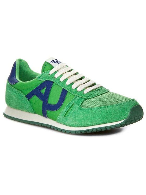 Armani Jeans Armani Jeans Sneakersy Z6524 26 46 Zelená