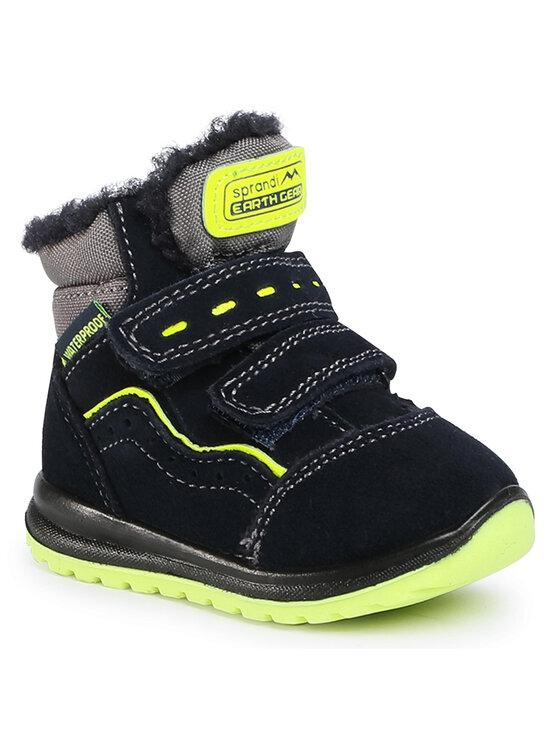 Sprandi Auliniai batai CP91-20025 Tamsiai mėlyna