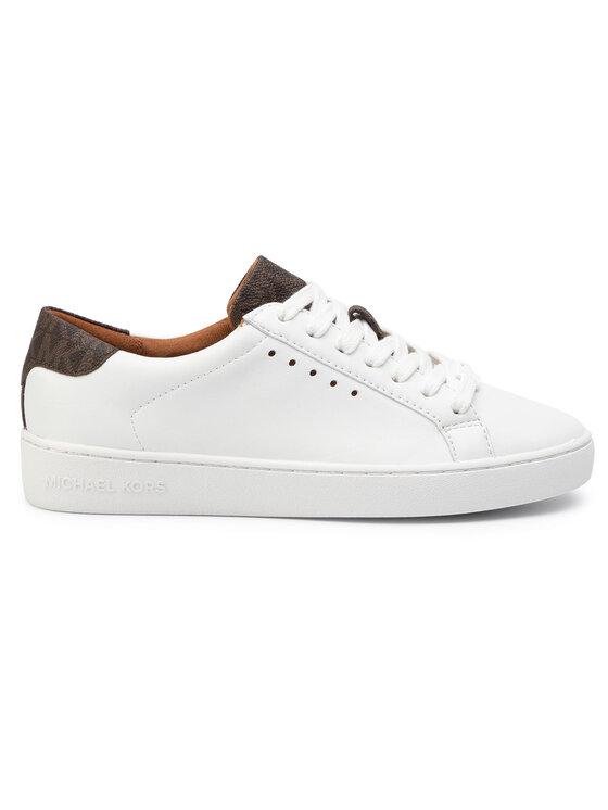 MICHAEL Michael Kors MICHAEL Michael Kors Sneakersy Irving Lace Up 43S7IRFS3L Bílá