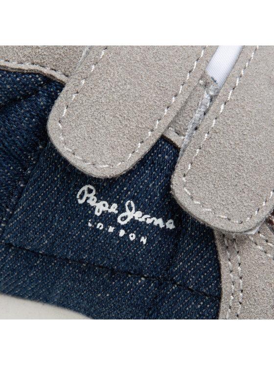 Pepe Jeans Pepe Jeans Sportcipő Sydbey PBS30447 Szürke