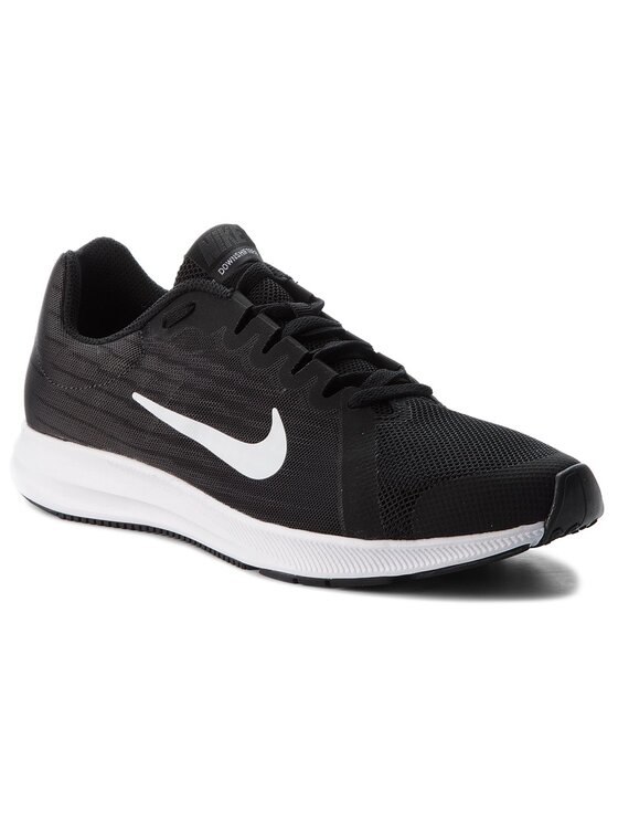 Nike Nike Buty Downshifter 8 (GS) 922853 001 Czarny