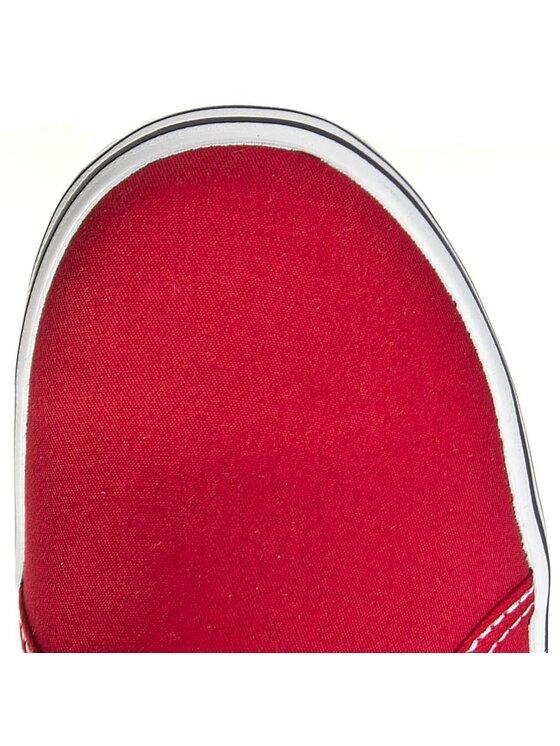Tommy Hilfiger Tommy Hilfiger Πάνινα παπούτσια Slater 2D FB56818996 Κόκκινο
