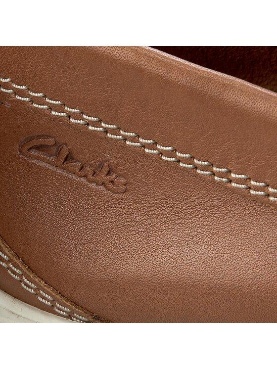 Clarks Clarks Mocasini Karlock Lane 261151557 Maro