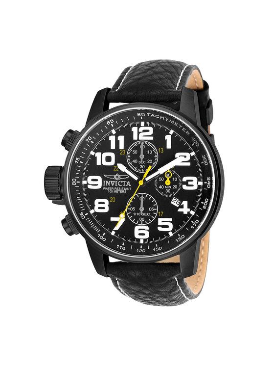 Invicta Watch Laikrodis 3332 Juoda